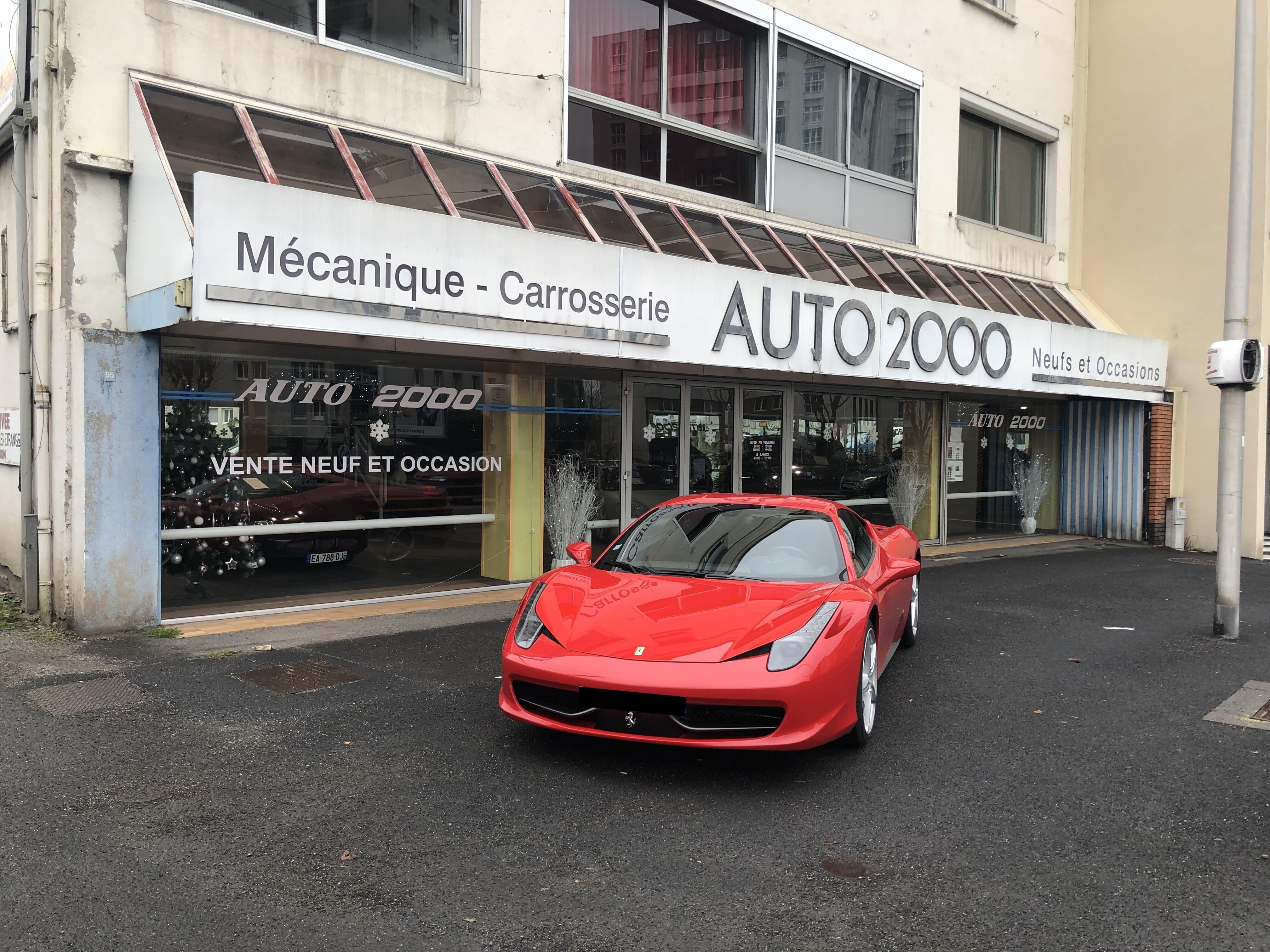 Auto 2000